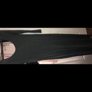 Forever 21 Dresses - Long gray dress